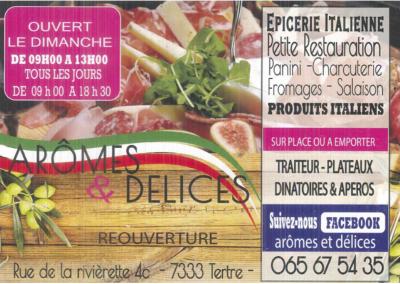 Epiceries Italienne Arôme et Délice